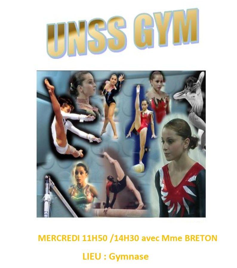 Affiche gym
