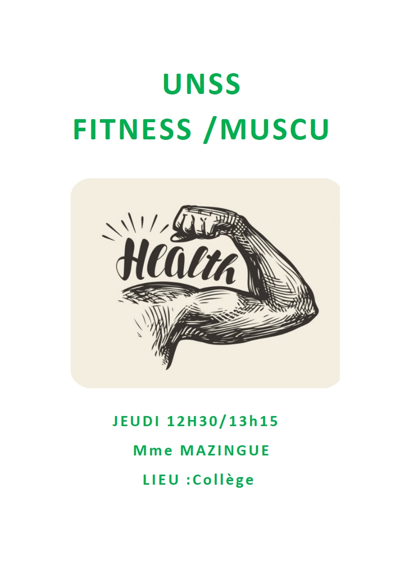unss fitness